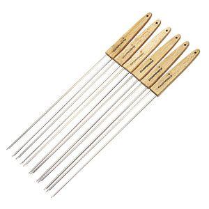 Шампура двойные с деревянными ручками Campingaz