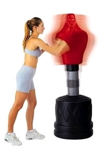 Груша-манекен для бокса Pro-Supra
