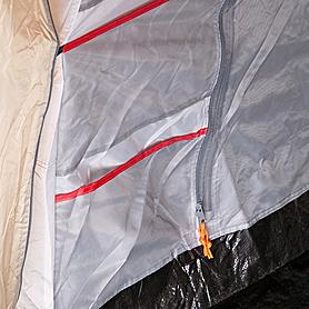 Фото 6 к товару Палатка шестиместная Narrow 6 PE Кемпинг