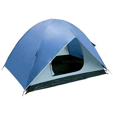 Палатка трехместная Coleman 10-18 (Польша)