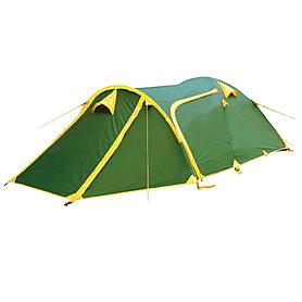 Фото 1 к товару Палатка трехместная Tramp Grot