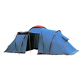 Палатка четырехместная Sol Castle 4