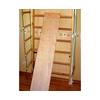 Спортивный уголок 210 см с брусьями (до 100 кг) и доской из бука - фото 3