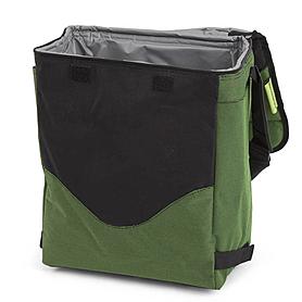 Фото 5 к товару Сумка изотермическая Кемпинг 19 л HB5-717 черная с зеленым