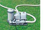 Фото 4 к товару Бассейн каркасный Intex 54988 (975x488x132 см) с фильтр. насосом с хлорогенератором, лестницей и аксессуарами