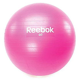 Фото 1 к товару Мяч для фитнеса (фитбол) 65 см Reebok Gym Ball