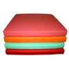 Мат гимнастический 100х100х10 см (оранжевый) - фото 1
