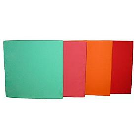 Фото 2 к товару Мат гимнастический 100х100х10 см (оранжевый)