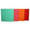 Мат гимнастический 100х100х10 см (оранжевый) - фото 2