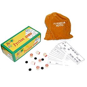 Игра настольная «Русское лото»