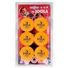 Набор мячей для настольного тенниса Joola Rossi желтые *** - фото 1