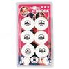 Набор мячей для настольного тенниса Joola Rossi белые *** - фото 1