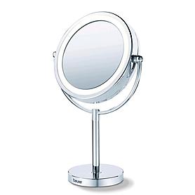Фото 1 к товару Зеркало косметическое с подсветкой BS 69 Beurer