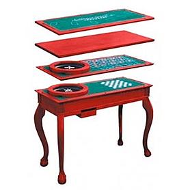 """Игровой стол """"Махагон 6 в 1"""""""