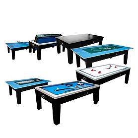 """Игровой стол """"Tornado"""" 6 в 1 черный"""
