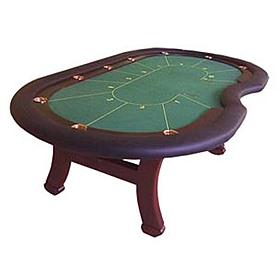 Фото 1 к товару Стол для покера клубный