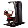 Тренажер для тяги сверху/ тяги на себя Body Solid DLAT-SF - фото 1
