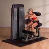 Тренажер для разгибания спины/сгибания мышц живота Body Solid DАВВ-SF - фото 1