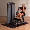 Тренажер для разгибания спины/сгибания мышц живота Body Solid DАВВ-SF - фото 2