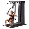 Тренажер для жима от груди/тяги сверху Body Solid DPLS-SF - фото 1