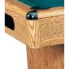 Стол бильярдный Eliminator (дуб) 8 футов + комплект для игры - фото 2