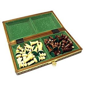 Фото 2 к товару Шахматы деревянные 29x29 см