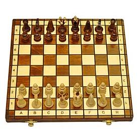 Фото 1 к товару Шахматы деревянные 42x42 см