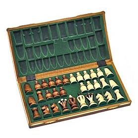 Фото 2 к товару Шахматы деревянные 42x42 см