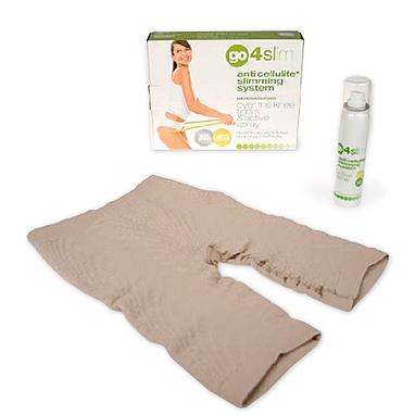 Система антицеллюлитная Go 4 Slim (шорты + гель)