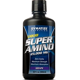 Фото 1 к товару Аминокомплекс Dymatize Super amino liquid (948 мл)