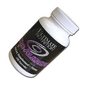Фото 1 к товару Креатин Ultimate Nutrition Kre-Alkalyn (30 капсул)
