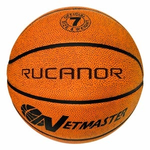 Мяч баскетбольный (PU) Rucanor Netmaster III