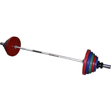 Штанга наборная цветная 120 кг