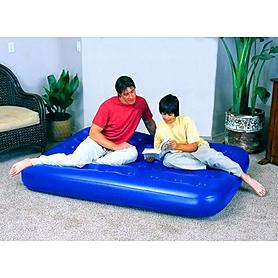 Матраc надувной полуторный Bestway 67380N (191х137х22 см)