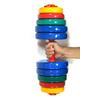 Гантели наборные цветные 2 шт по 20 кг - фото 2