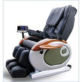 Кресло массажное Deluxe Leather
