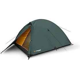 Палатка четырехместная Trimm Hudson 536-863 темно-оливковая