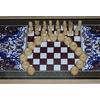 Шахматы-нарды деревянные