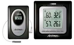 Термогигрометр Atomic W239009