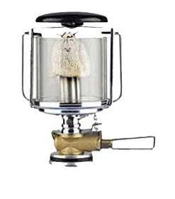 Лампа газовая с пьезоподжигом, в футляре Tramp