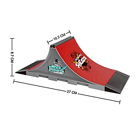 Фото 1 к товару Фингерпарк Sbego Skatepark 9942