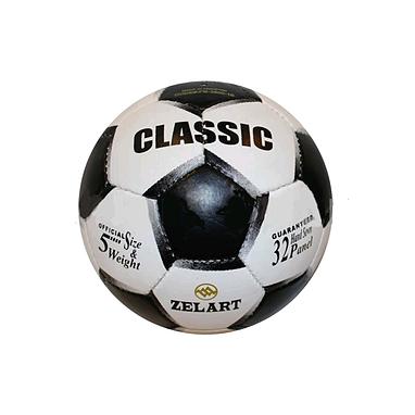 Мяч футбольный Ronex Classic Zel (кожа)