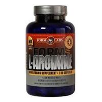 Аминокомплекс Form Labs Form L-Arginine (180 капсул)