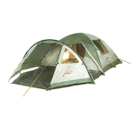 Палатка трехместная Coleman X-1504 (MiN Traveller)