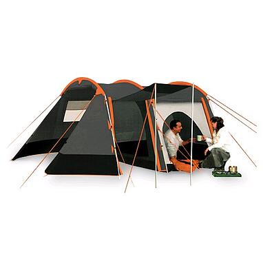 Палатка четырехместная Coleman X-1700 (MiN Traveller)