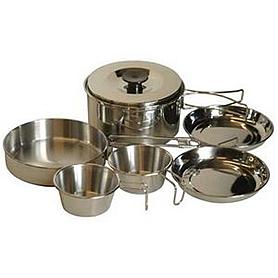 Набор посуды из нержавеющей cтали Tramp