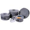 Набор посуды из анодированного алюминия на 4-5 персон (профилированное дно) Tramp - фото 2