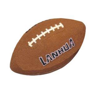 Мяч для американского футбола (резина) Lanhua