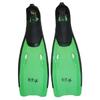 Ласты c закрытой пяткой USA Style SS-F-811 зеленые, размер - 33-34 - фото 1
