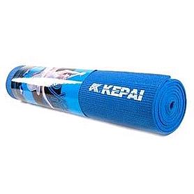 Фото 2 к товару Коврик для йоги (йога-мат) 4 мм с чехлом Kepai